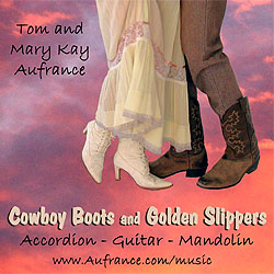 Cowboy Boots and Golden Slippers CD