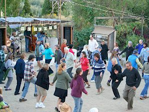 Urban Farm Fest contra dance