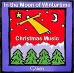 Gairin Christmas music In the Moon of Wintertime CD