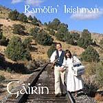 Folk Music CD Ramblin Irishman