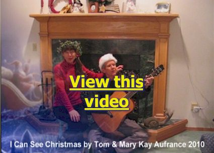 I Can See Christmas Video