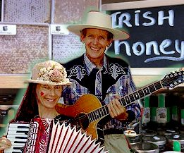 Slim and Minnie and The Beekeepers Dance