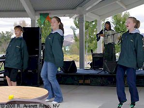 Reno Celtic dancers