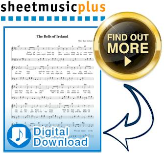 Sheet Music Plus for Bells of Ireland